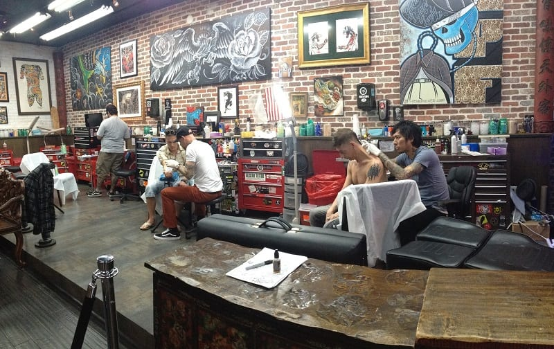 100 tattoo shops in new york 25 best best tattoo for Tattoo parlors in tacoma