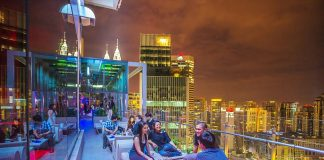 10 Restaurants/ Bars That Gives You the Best View of Kuala Lumpur