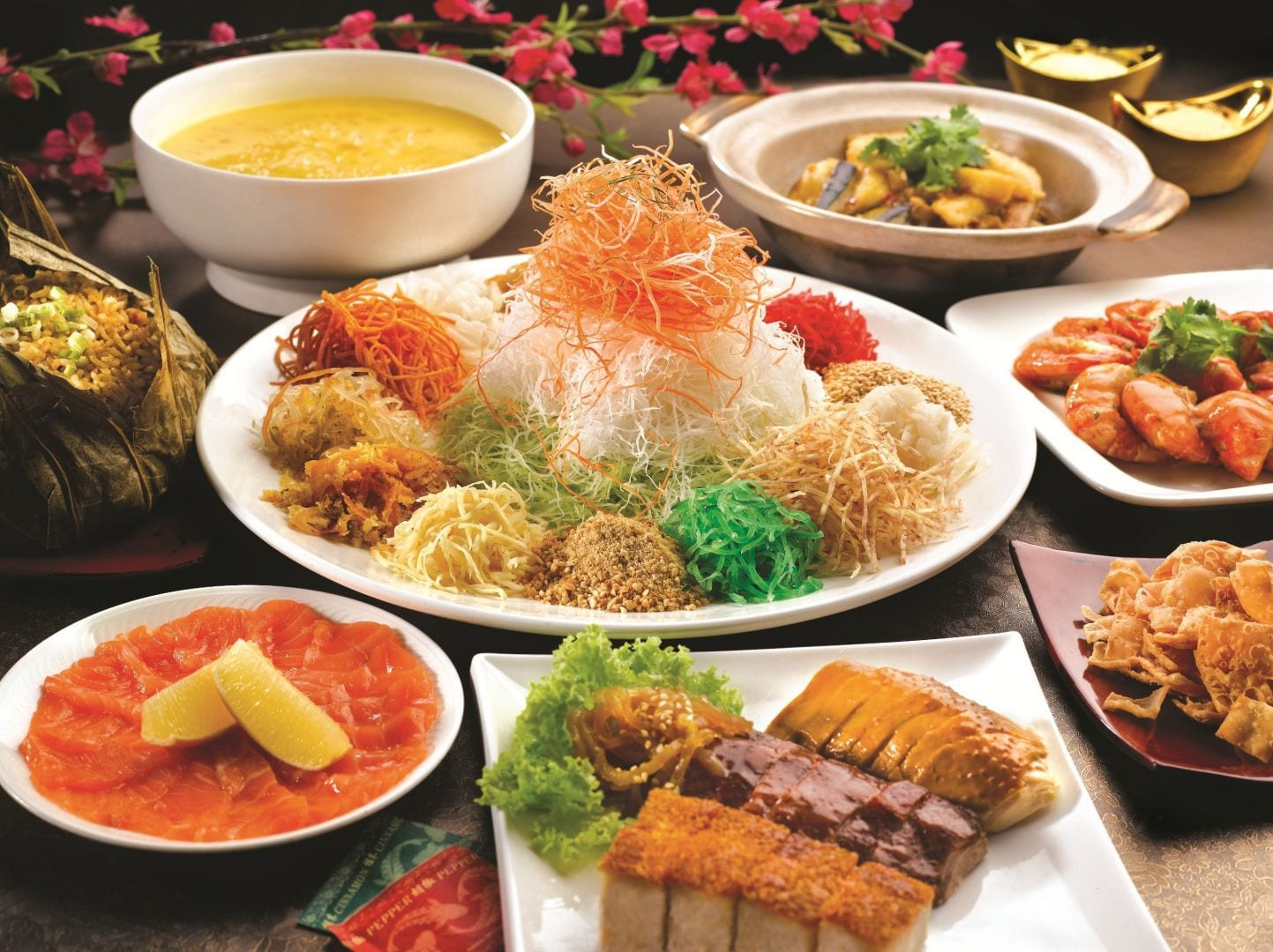 2016 Chinese New Year Set Menus of 10 Restaurants in Klang ...