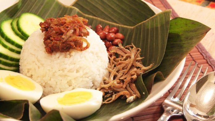 Top 10 Nasi Lemak in Klang Valley