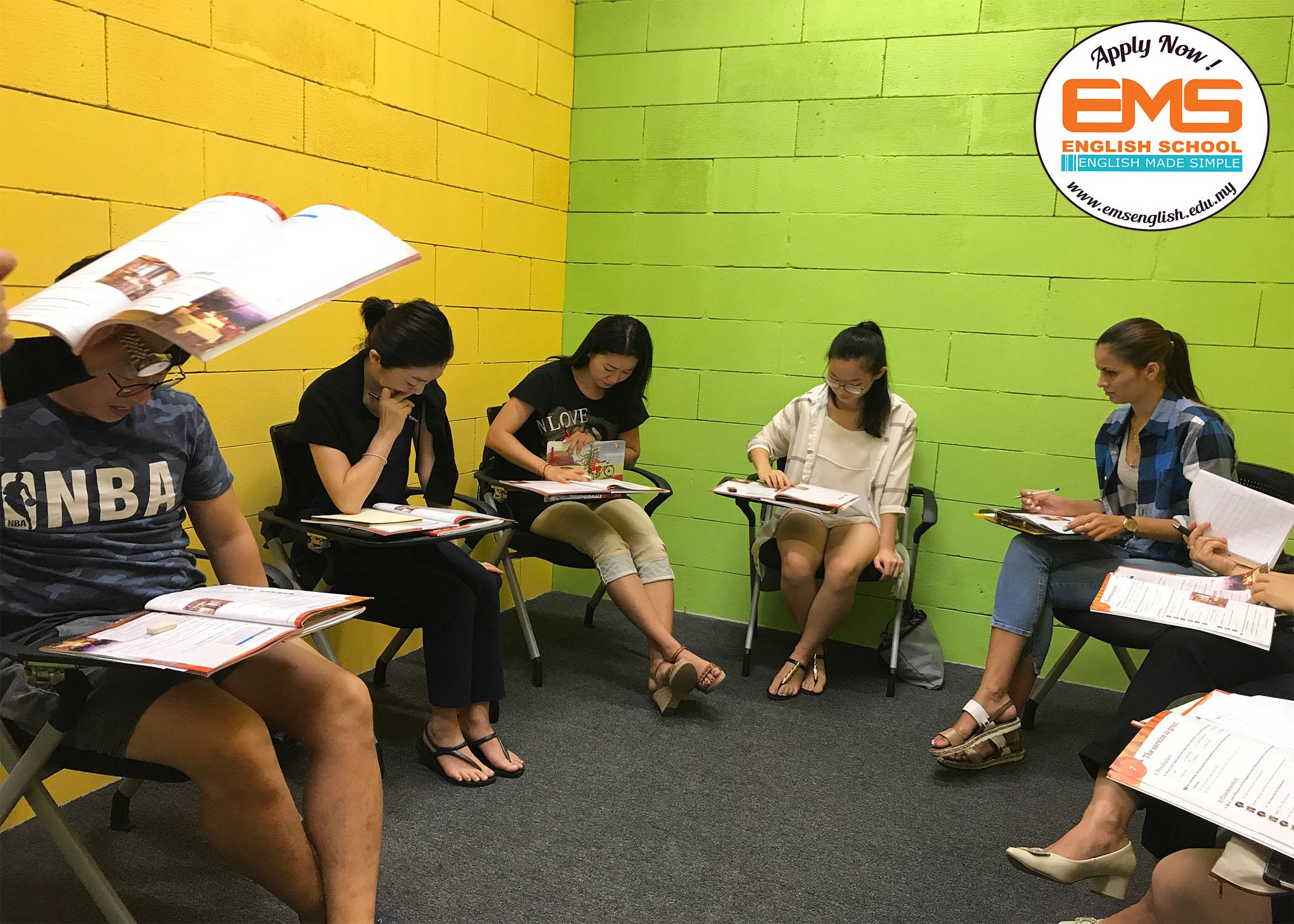 EMS English School