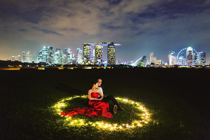 Secret Shooting Spots of Photographers in Singapore
