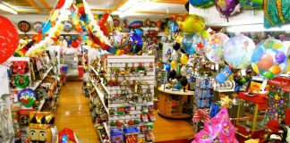 Top 10 Party Stores in Malaysia