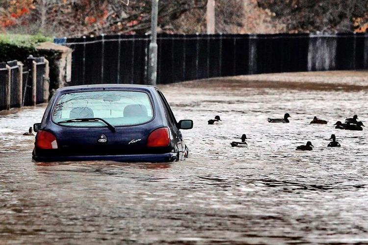 How Floods Can You Start Car