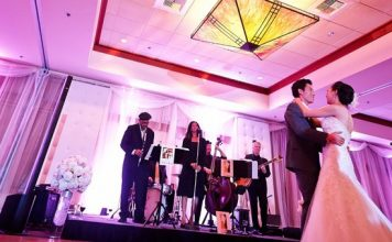 Singapore's Top 10 Wedding Live Bands