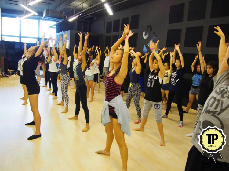 top-10-dance-studios-in-singapore-step-studio
