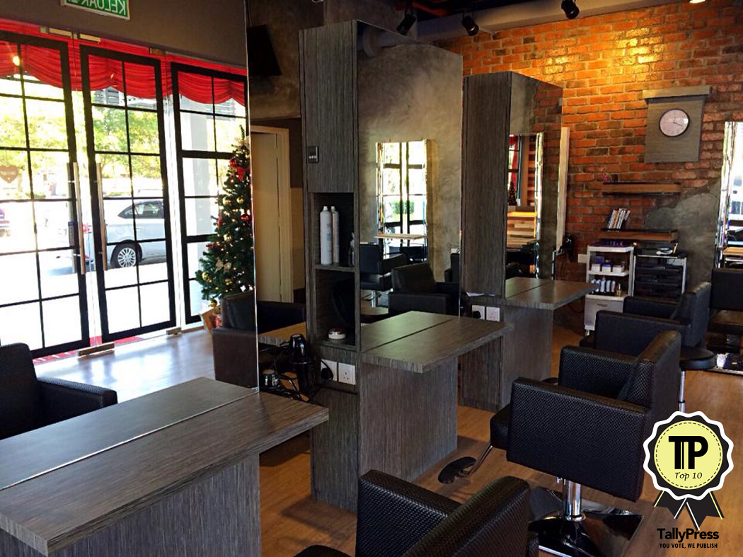 Hair Salons in Penang