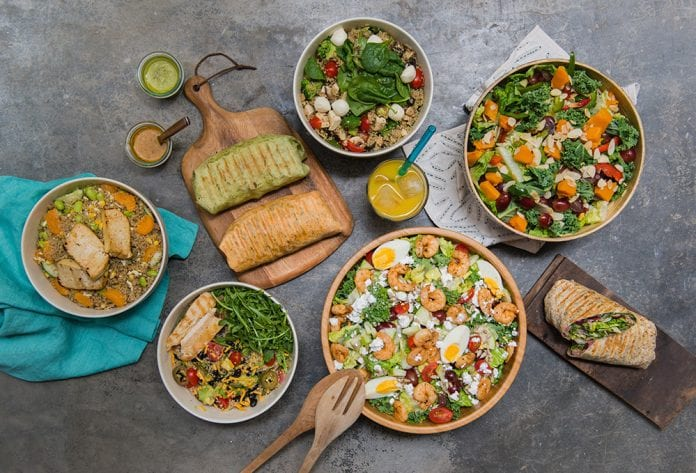 Top 10 Healthy Eateries in Singapore