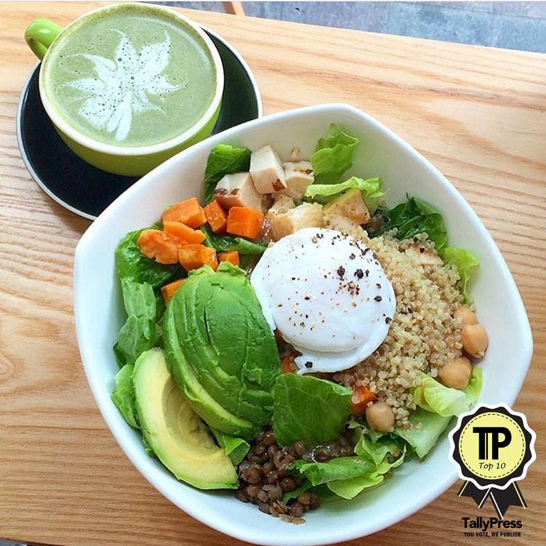 Top 10 Healthy Eateries in Singapore Guac & Go