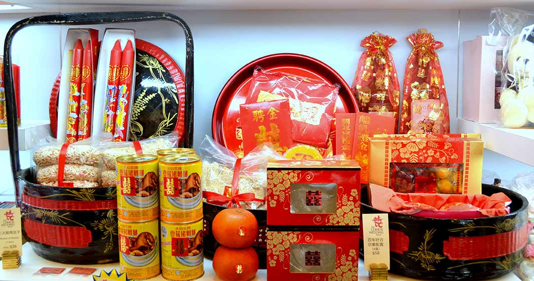 Chinese Wedding Gift Traditions: 10 Traditional Chinese Wedding Items And What They