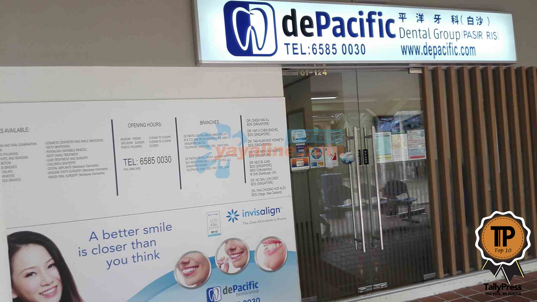 DePacific Dental Group