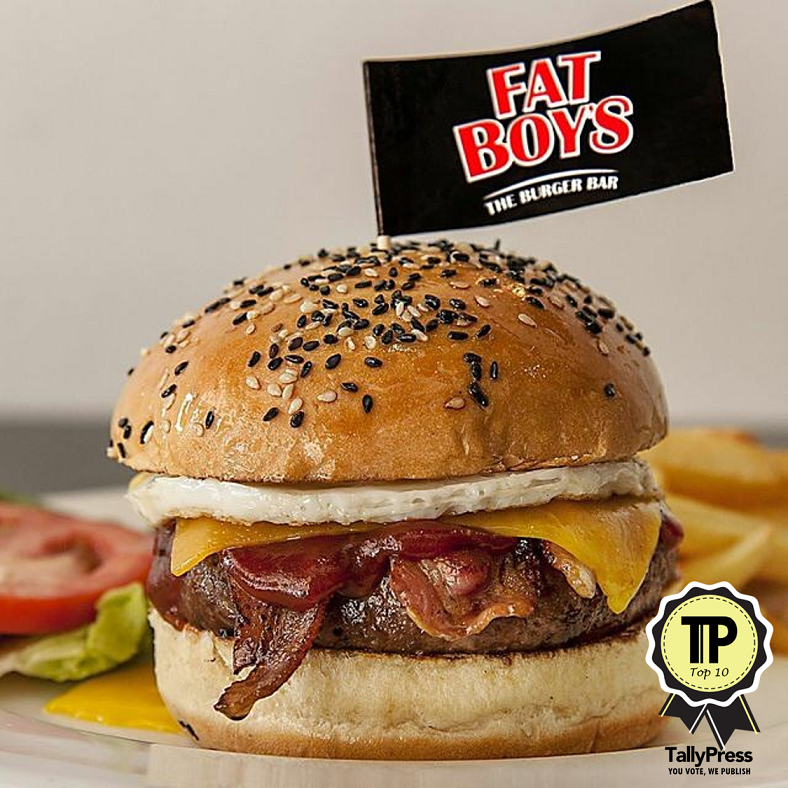 Fatboy's Burger Bar
