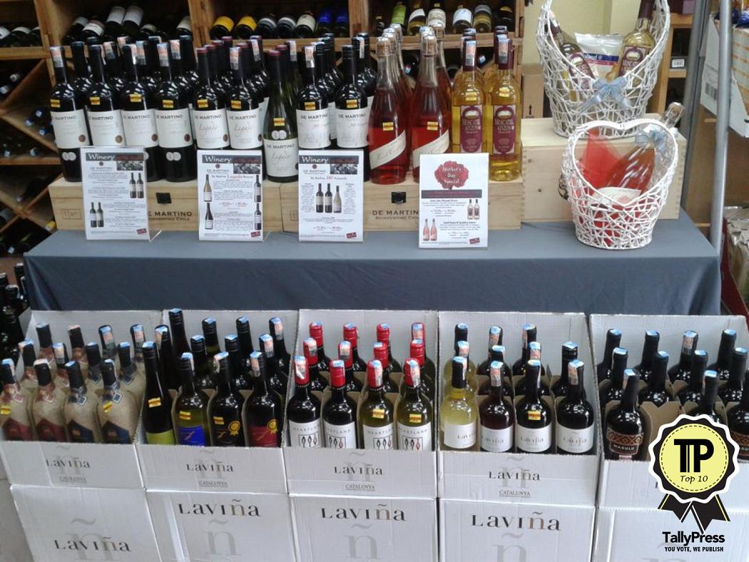 Top 10 Wine Shops in KL & Selangor