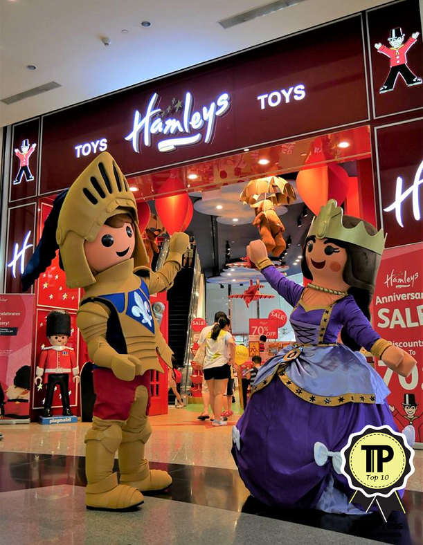 Hamleys Singapore