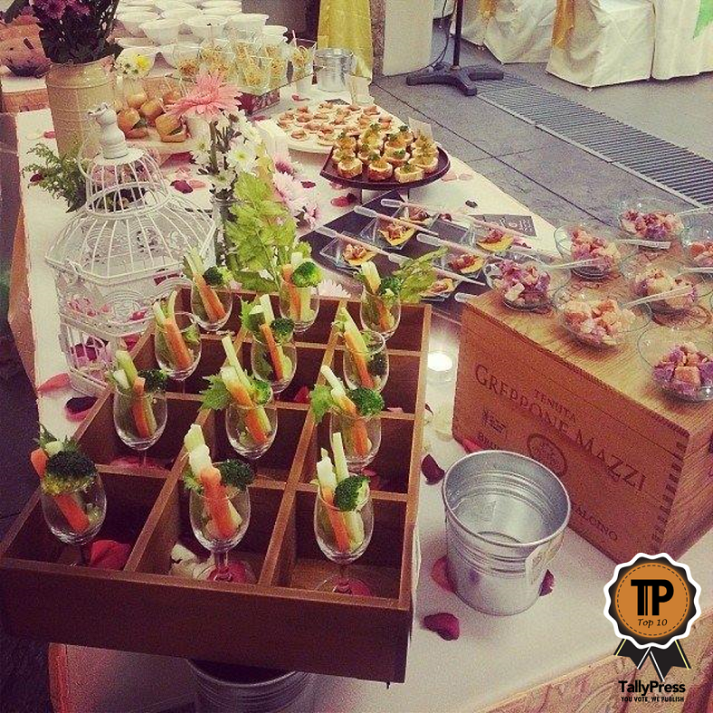 Crudités Events