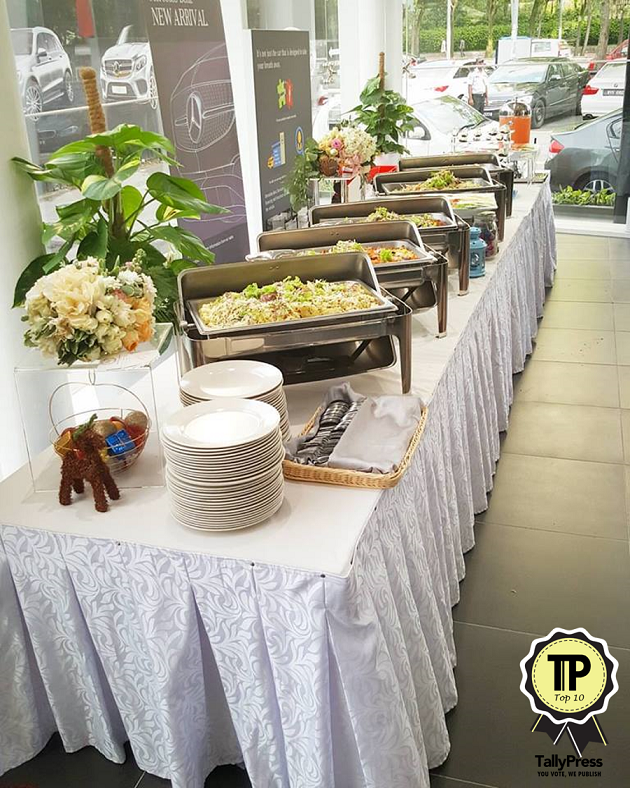 The Perfect Match Catering Services