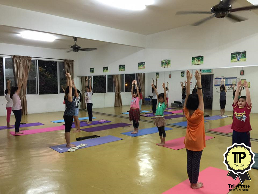 Top 10 yoga studios in johor bahru for Porte arts and dance studio