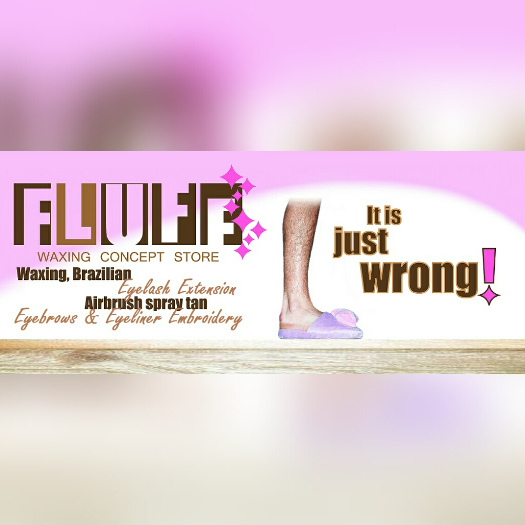 Fluff-Waxing -Concept-Store