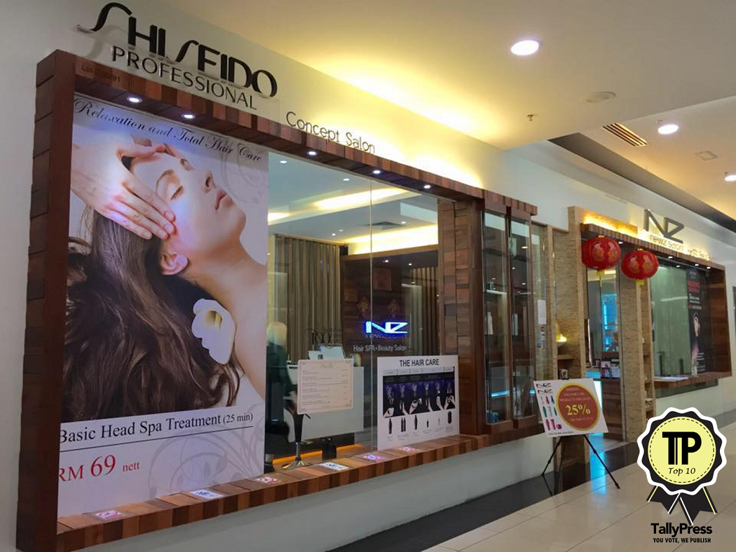 NZ Hair Spa Central