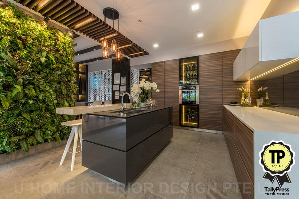Top 10 interior design firms in singapore for Home interior design singapore