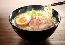 Top 10 Ramen Restaurants in Singapore