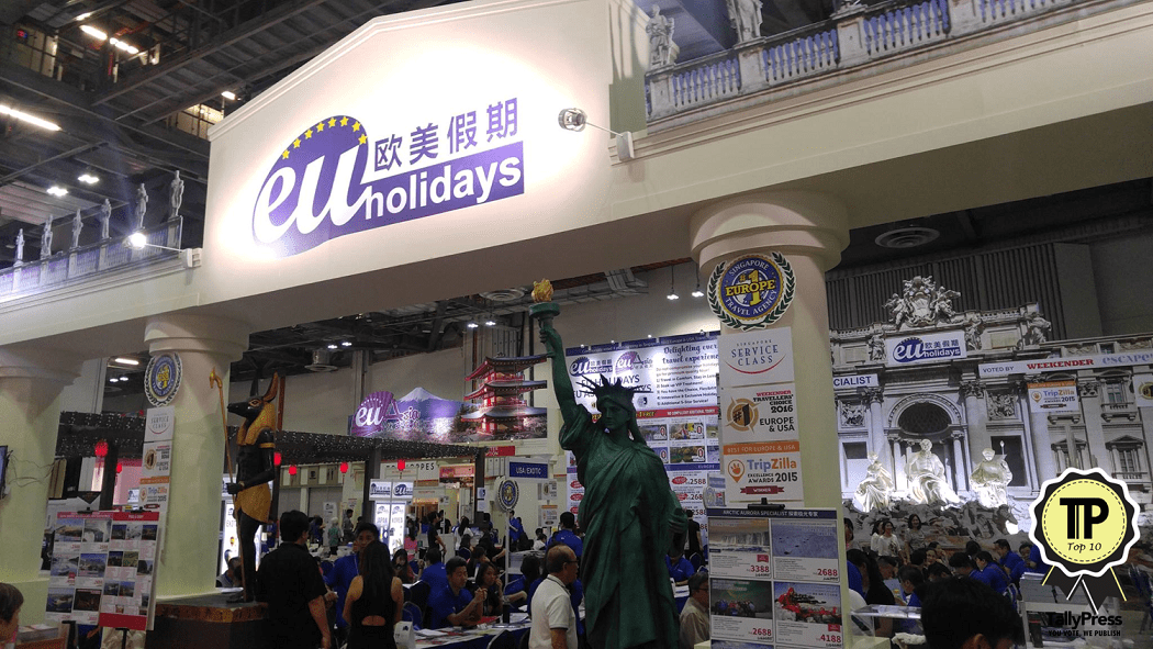 EU Holidays Pte Ltd