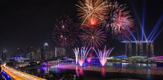 5 Great Places to Countdown to 2018 in Singapore