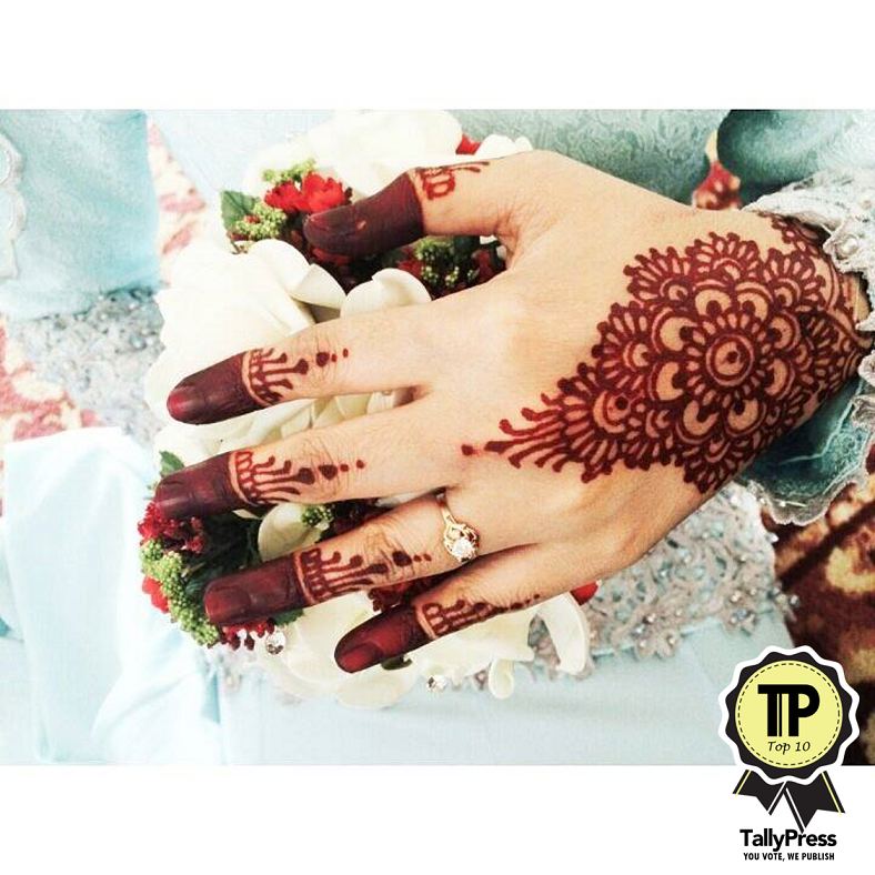 Top 10 Henna Artists In Penang Tallypress