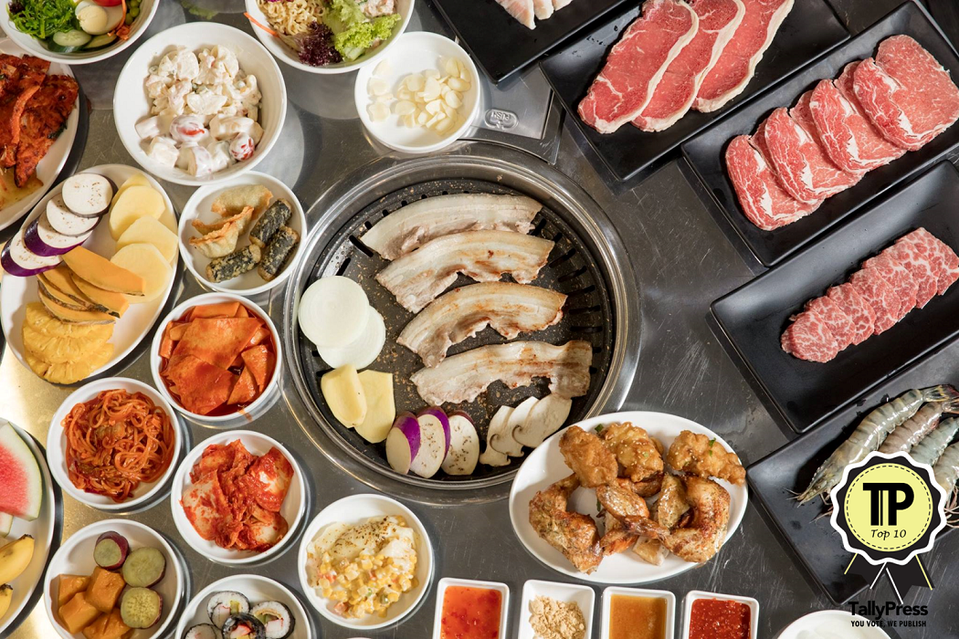K.COOK Korean BBQ Buffet