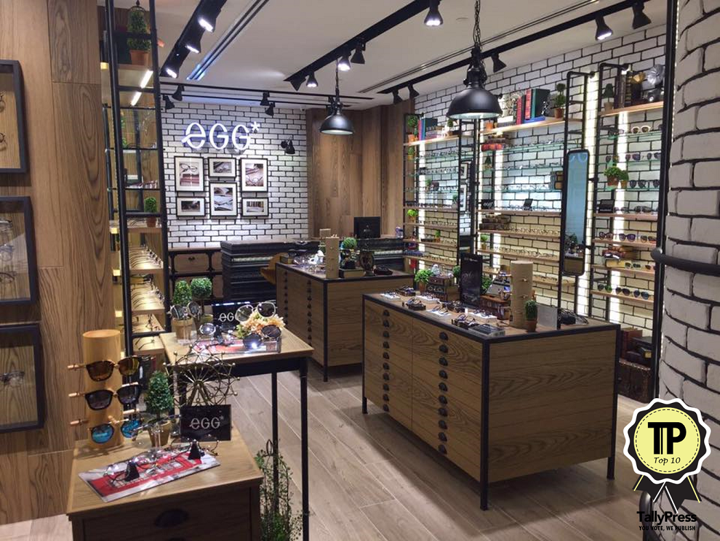 eGG Optical Boutique - SG