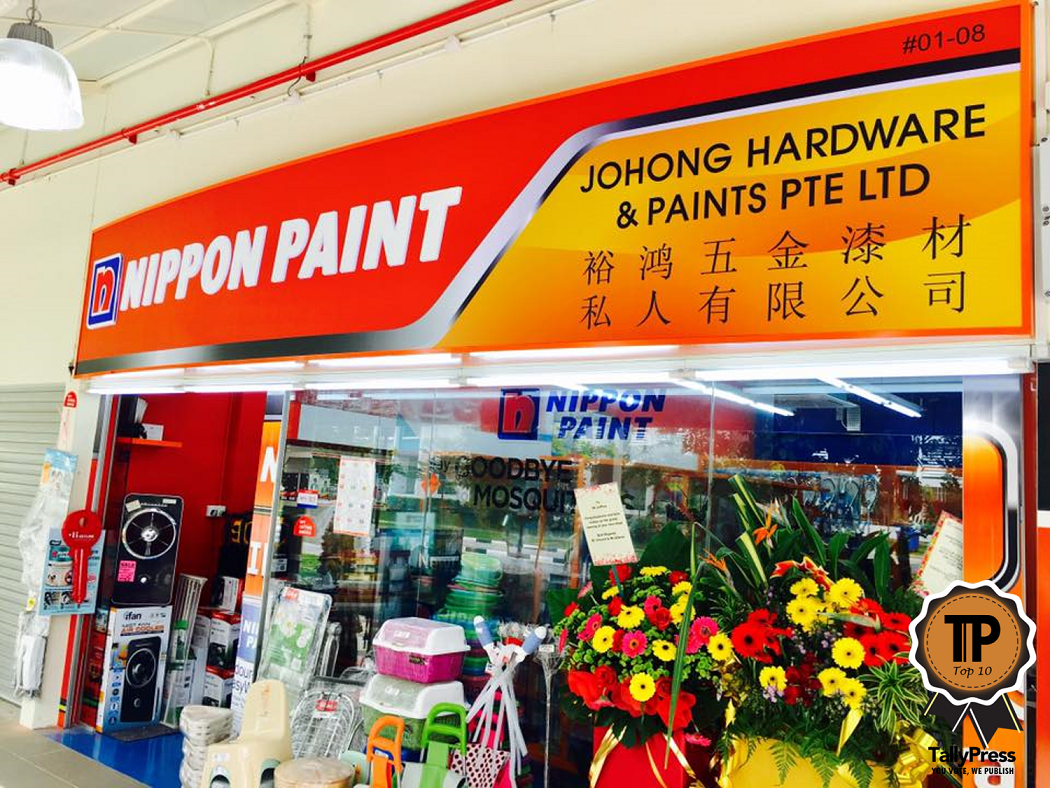 Johong Hardware & Paints