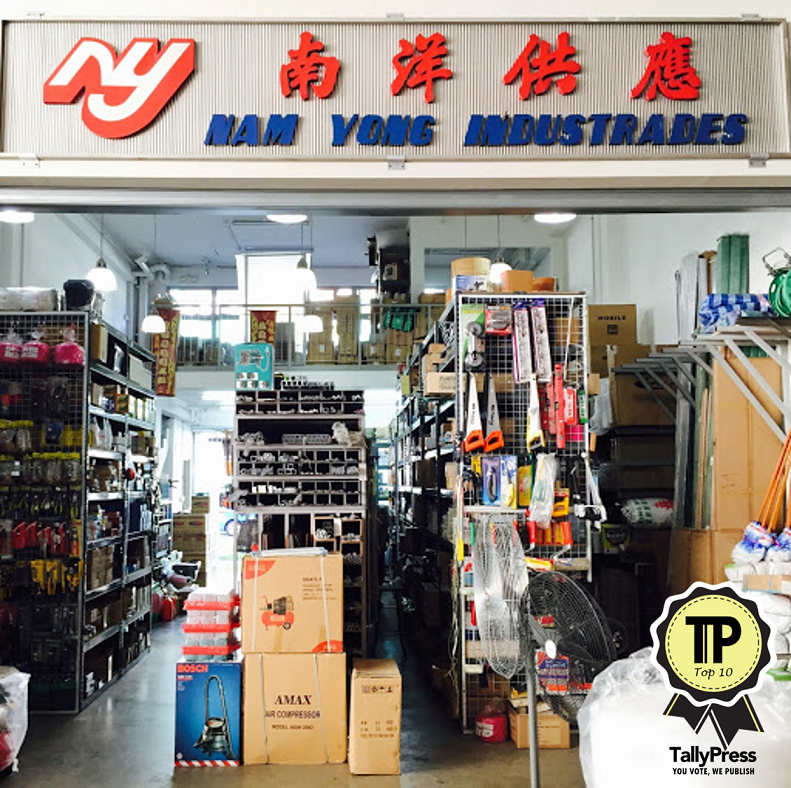 Top 10 Hardware Shops in Singapore