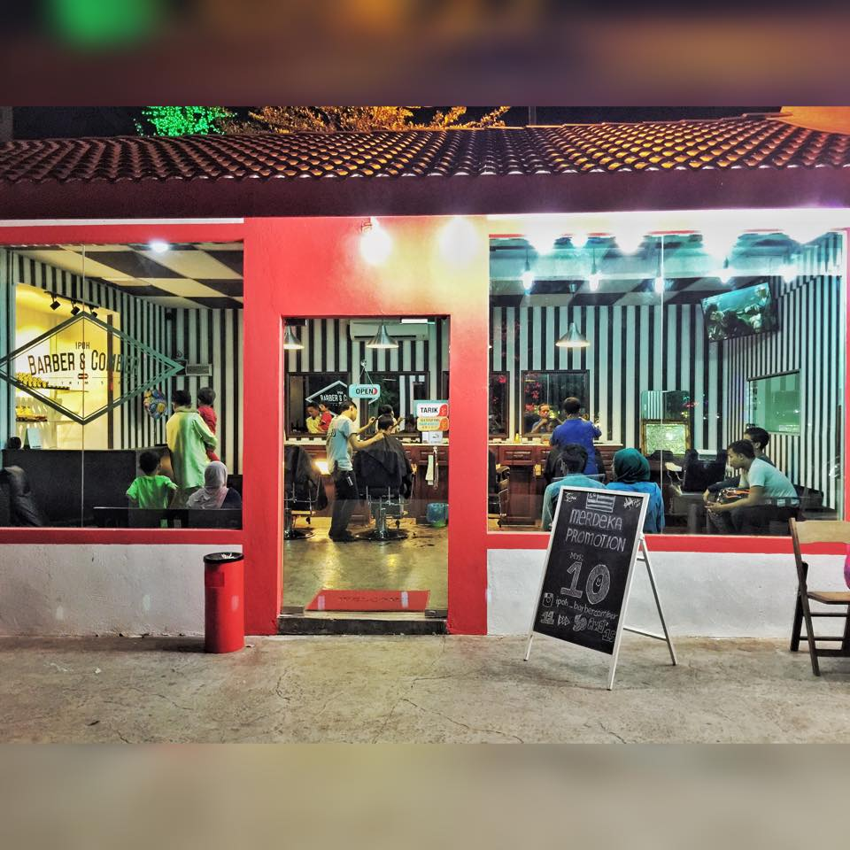 Ipoh Barber and Comber