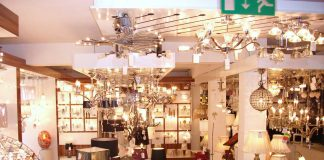 Top 10 Lighting Shops in Singapore