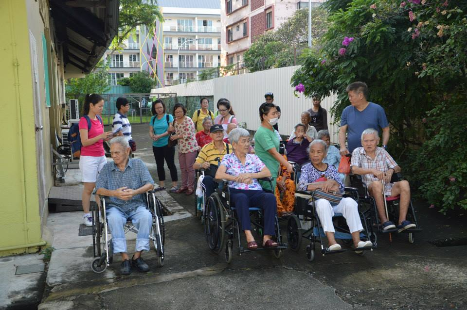 Green Avenue Home for Elderly