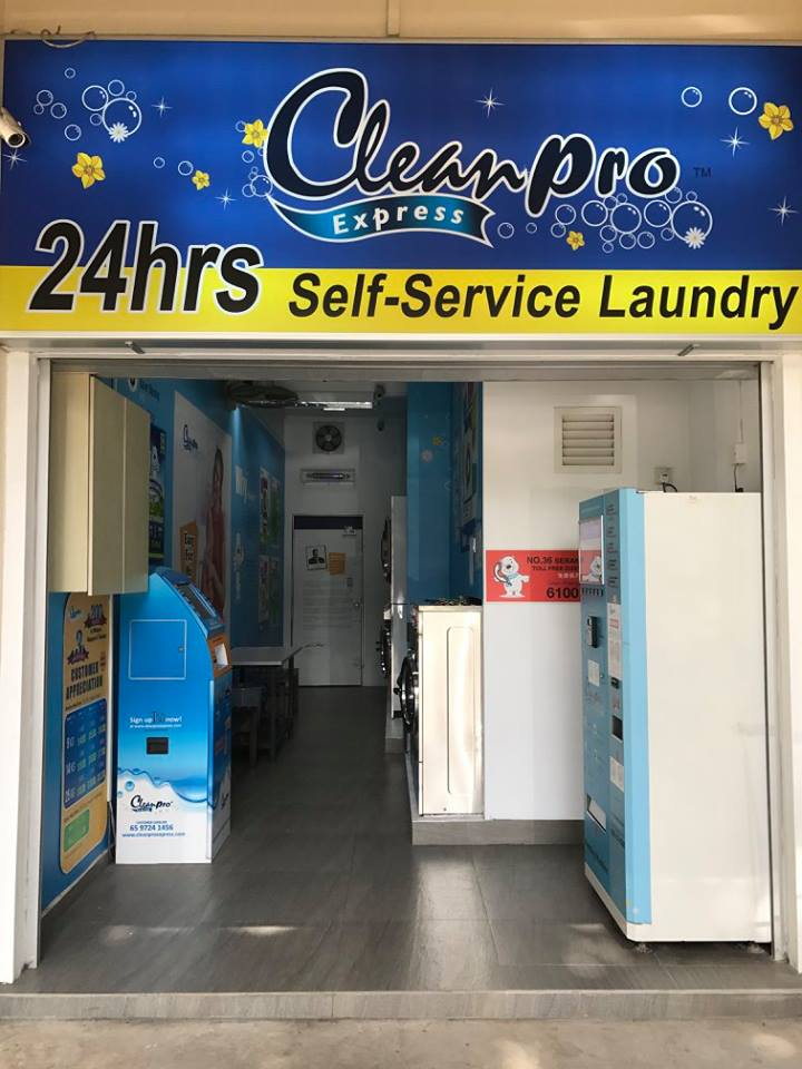 Cleanpro Express Singapore