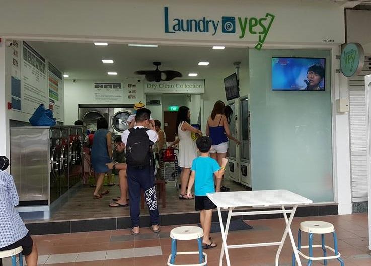Laundry@Yes
