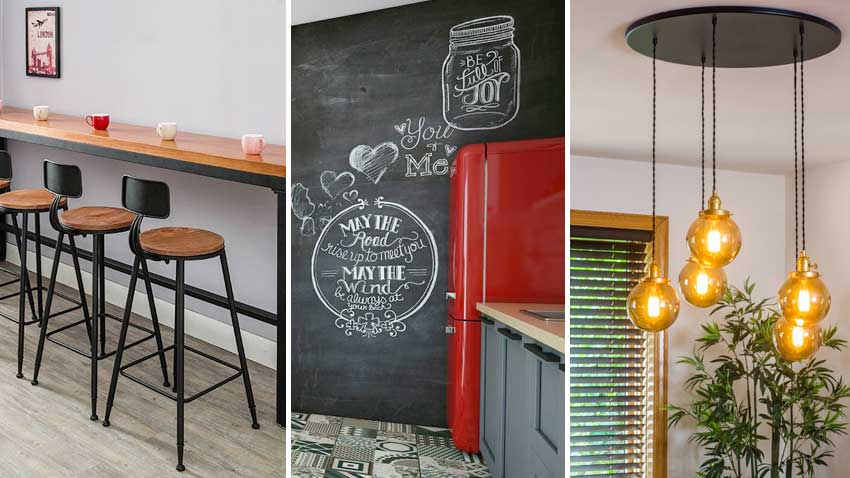10 Ways To Turn Your Home Into A Cafe Like Decor