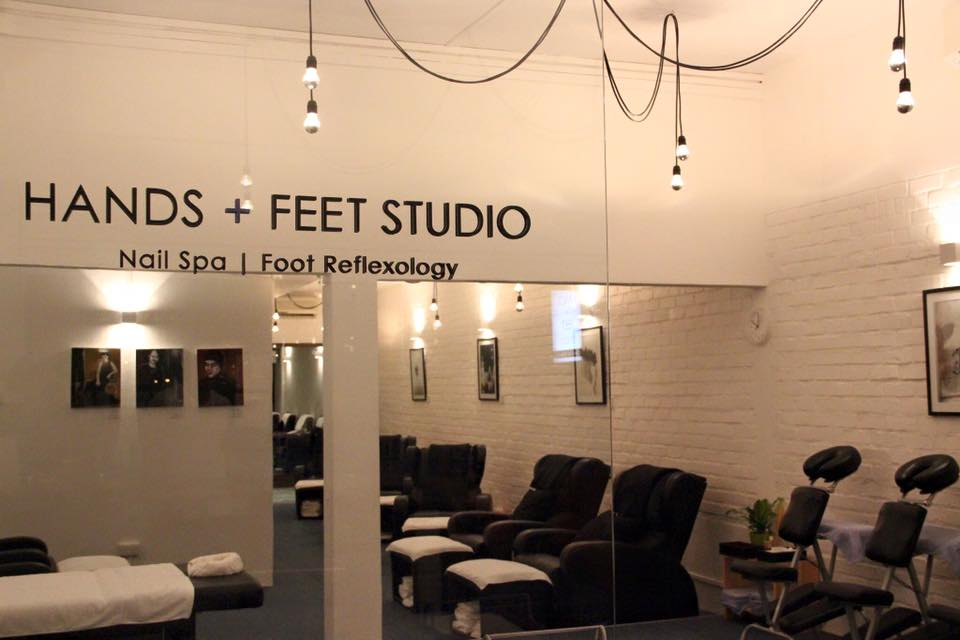 Hands + Feet Studio