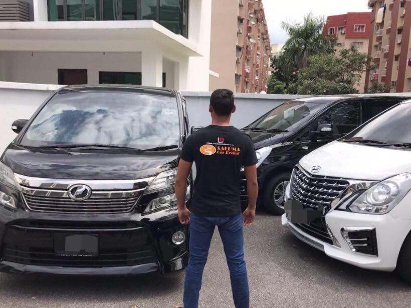 Saloma Car Rental