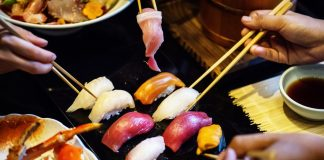 Top 10 Sushi Restaurants in Singapore