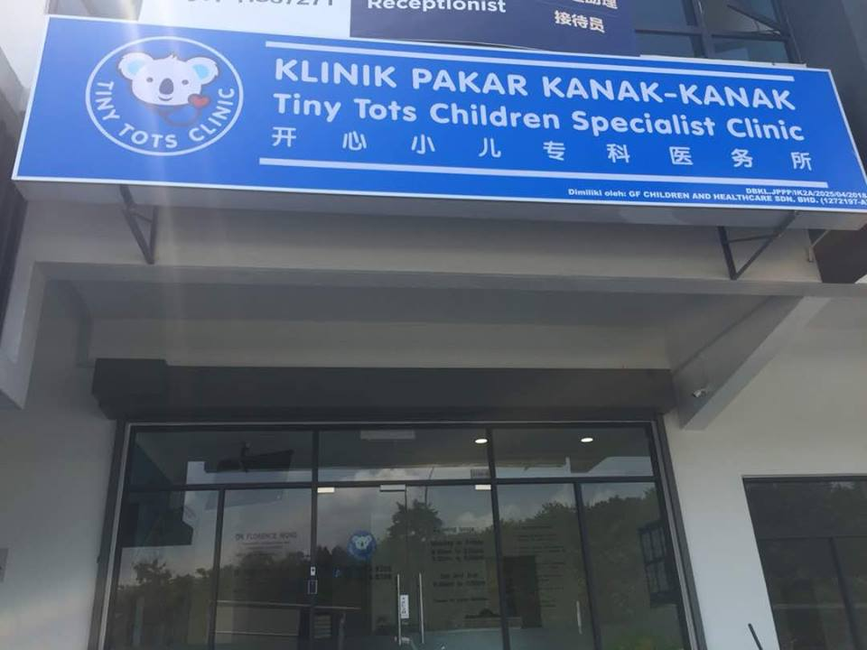 Tiny Tots Children Specialist Clinic