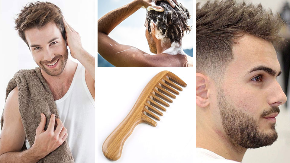 5 Effective Ways To Manage Coarse Hair For Men Tallypress