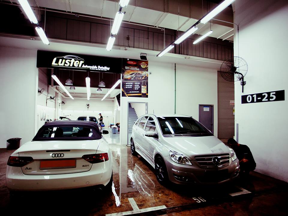 Luster Automobile Detailing