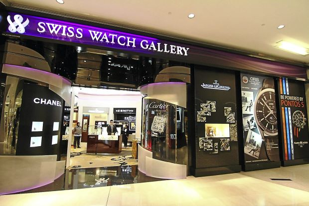 Swiss Watch Gallery