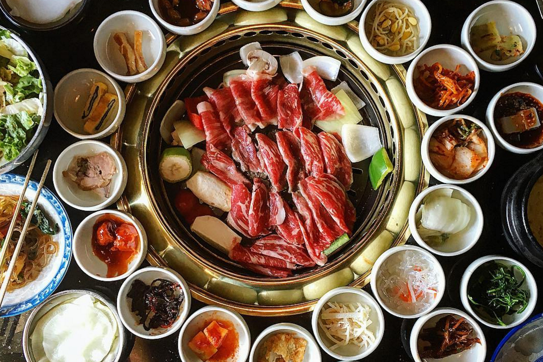 Top 5 Famous Korean Bbq Places You Must Try In Singapore