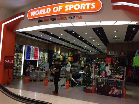 World Of Sports Malaysia
