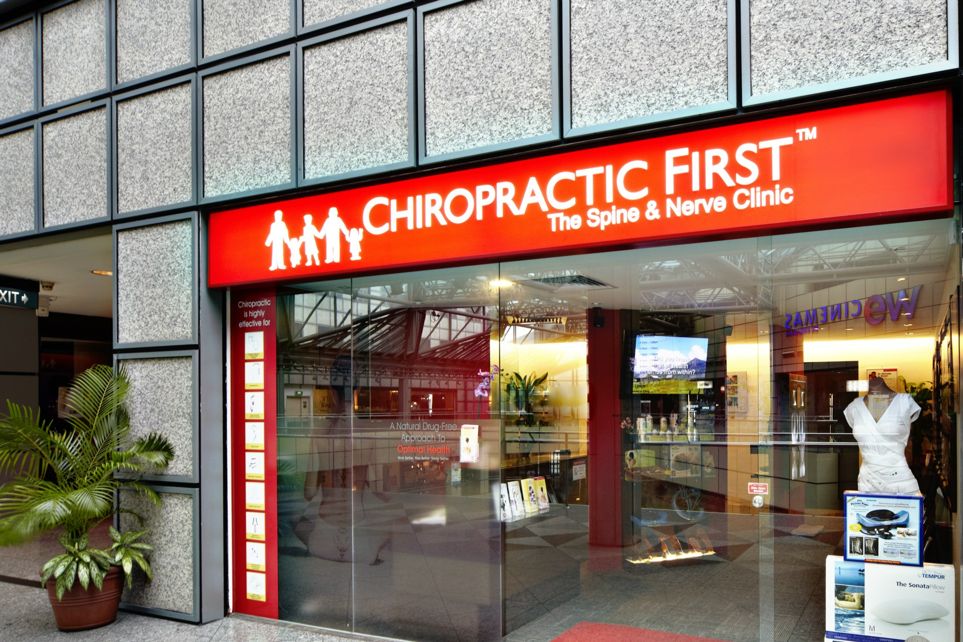 Chiropractic First Group