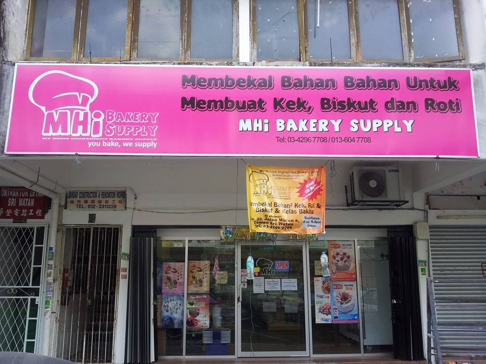 MHI Bakery Supply
