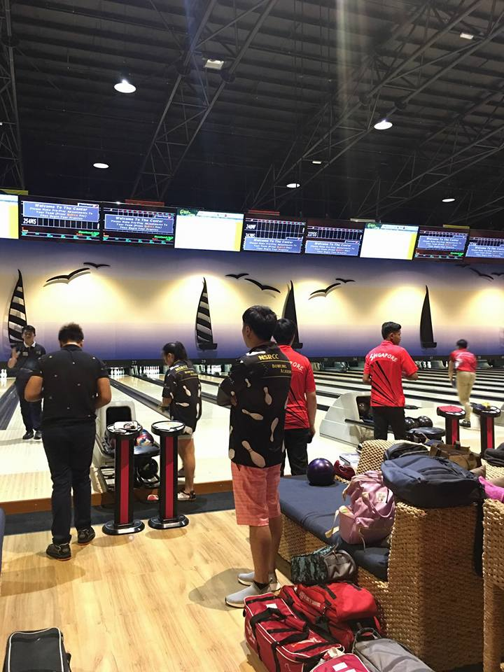 NSRCC Bowling Academy By AOS